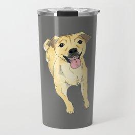 Pug Chihuahua Travel Mug