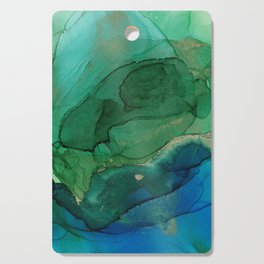 Ocean gold Cutting Board