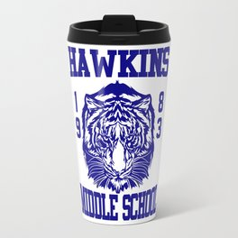 hawkins middle school Travel Mug