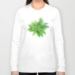 Beautiful Fern bouquet Long Sleeve T-shirt