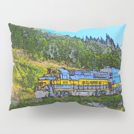 Chugach Explorer Pillow Sham