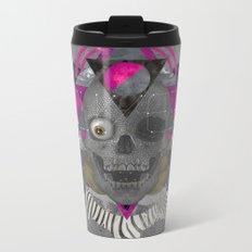 New Era Metal Travel Mug