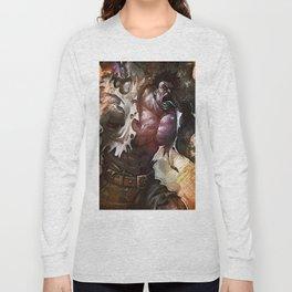 359e5afae League of Legends Dr. MUNDO Long Sleeve T-shirt