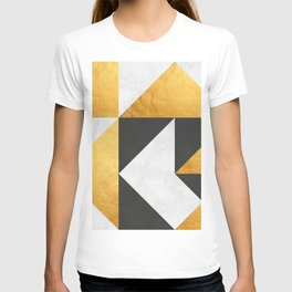 Gold Composition XX T-shirt
