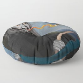 Night Blind Floor Pillow