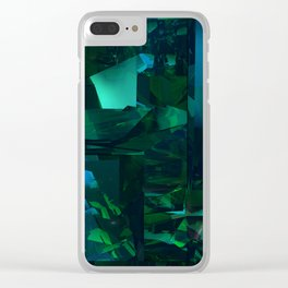 Boards of Canada 02 Clear iPhone Case