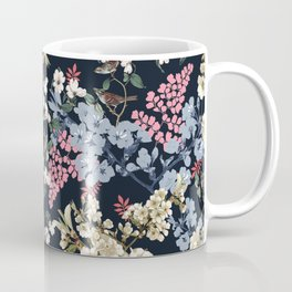 Blossom in the night Coffee Mug