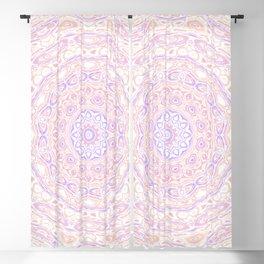 Funky mandala Blackout Curtain