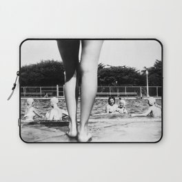 A Day At The Pool Laptop Sleeve
