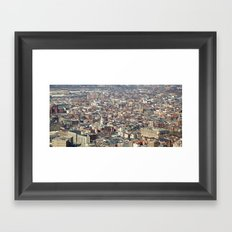 Rhine Framed Art Print