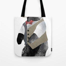 Fancy Bear Tote Bag