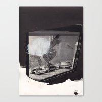 arizona Canvas Prints featuring arizona by carleyrae weber