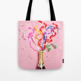 Champagne Party Tote Bag