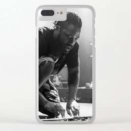 Bloc Party Clear iPhone Case