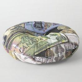 Birthday Money Floor Pillow