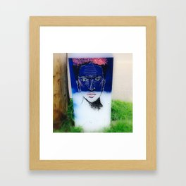 Frida Boxed Framed Art Print