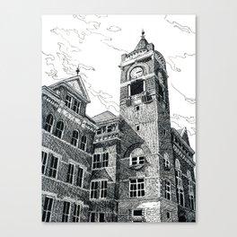 Tillman Hall Canvas Print