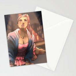 saturday night Stationery Cards