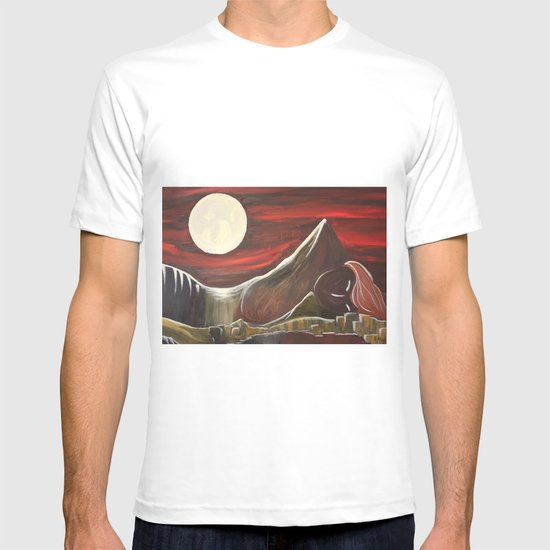 Gaia and Luna Grande T-shirt