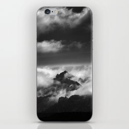 """""""Only one moment"""" iPhone Skin"""