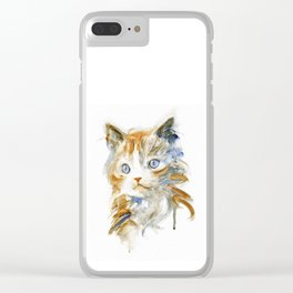 Sophie Clear iPhone Case
