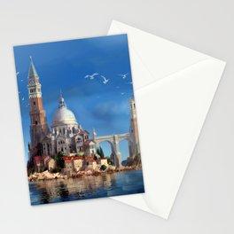 Hy-Brasil Island Stationery Cards