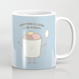 comfort food Coffee Mug