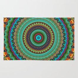 bohemian rhapsody  Mandala Rug