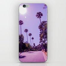 California Palm Trees iPhone & iPod Skin