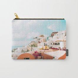 Santorini Glance Carry-All Pouch