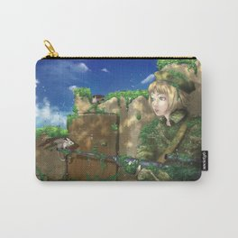 Lost in time Carry-All Pouch