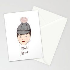 Moshi Moshi - White and Pink Stationery Cards