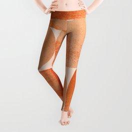 Abstraction_BALANCE_Minimalism_Art_001 Leggings