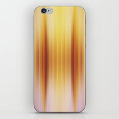 Golden Pillars iPhone & iPod Skin