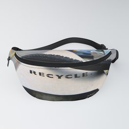 Re'cycled Fanny Pack