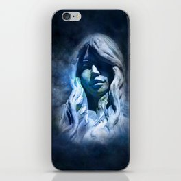 Gothic Virgo iPhone Skin