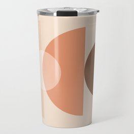 Abstraction_GEOMETRIC_SHAPE_BALANCE_POP_ART_Minimalism_002AA Travel Mug