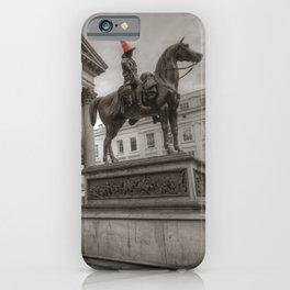 Duke of Wellington iPhone Case