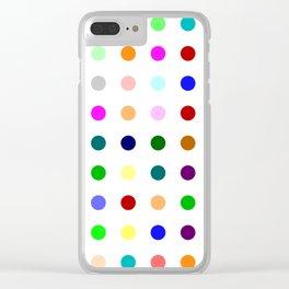Amoxapine Clear iPhone Case