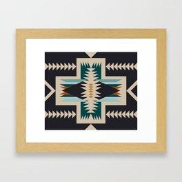 north star Framed Art Print