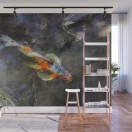 State of Abstraction Wall Mural