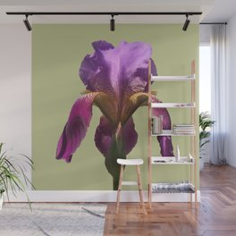 one perfect blossom blooms forever Wall Mural