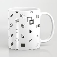 Illustrator icon Mug