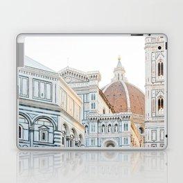 Il Duomo, Florence Italy Photography Laptop & iPad Skin