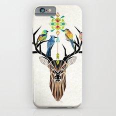 deer birds iPhone 6s Slim Case