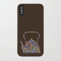 teapot / tetera Slim Case iPhone X