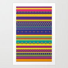 miercoles Art Print