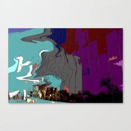 Seattle Center 59 Canvas Print