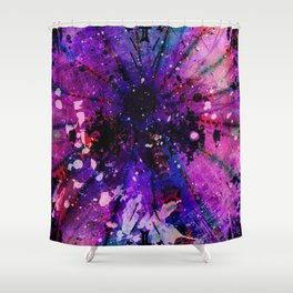 Psychedelic Festival 001 Shower Curtain