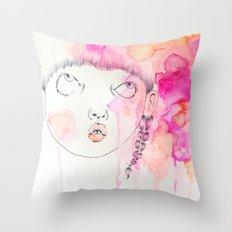 AY x WildHumm 3 Throw Pillow